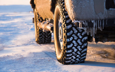 Icy Roadways In Madison County